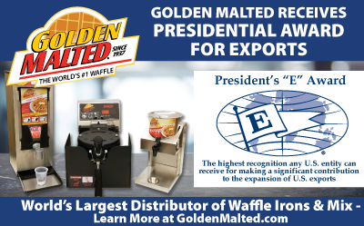 Partner with Golden Malted