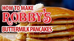 make robbys pancakes